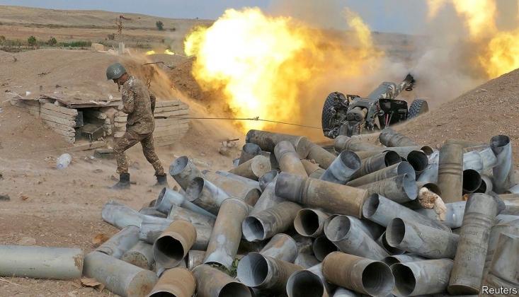 Azerbaycan: Ermenistan Saldırılarına Misliyle Karşılık Veriliyor!