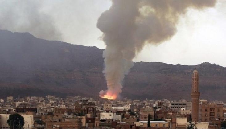 Suud Rejimi Yemenli Sivillere Saldırdı