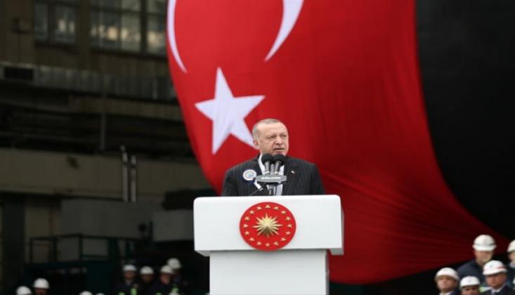 Erdoğan: Suriye ve Libya'da Geri Adım Yok