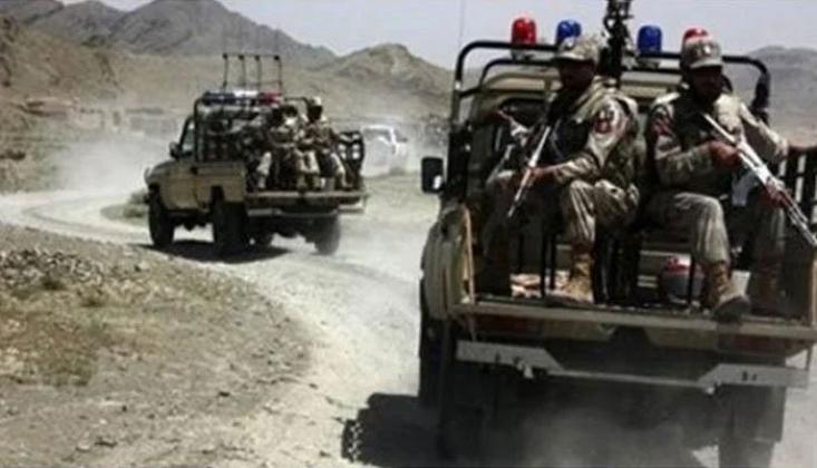 Pakistan'da Terör Saldırısı