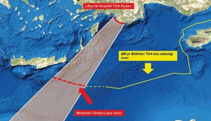 Türkiye'den BM'ye Doğu Akdeniz Mektubu