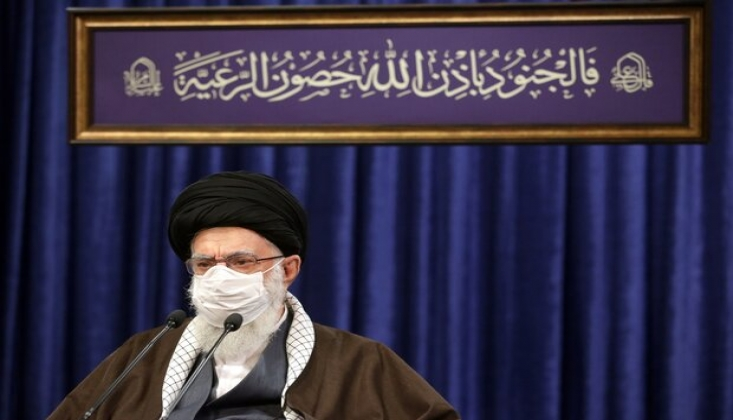 İmam Hamanei: ABD'nin İran Hakkındaki İddiaları Doğru Yolda Olduğumuzu Gösterir