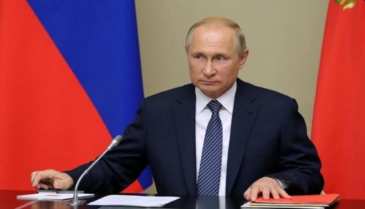 Putin: BMGK Çözüm Arayışına Girmeli