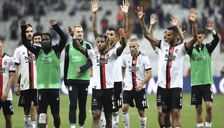 Beşiktaş'tan Ajax Maçı Öncesi Sürpriz Karar