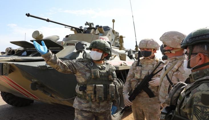 14.Türk-Rus Birleşik Kara Devriyesi Gerçekleşti