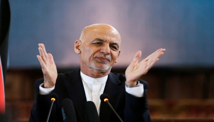 Eşref Gani Taliban'a Seslendi