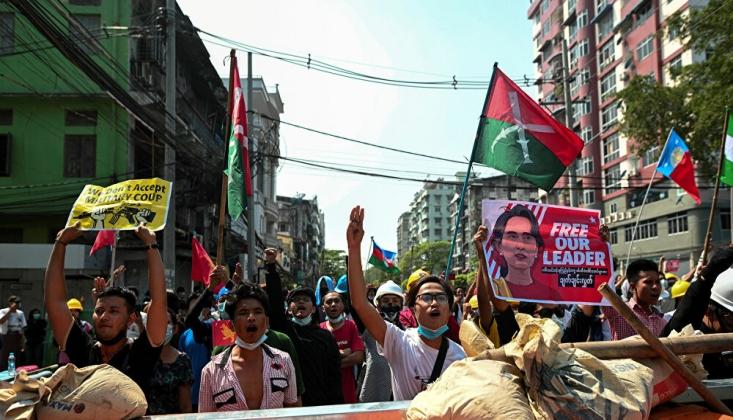 Myanmar'da Devrik Lider Suu Çii'ye İki Yeni Suçlama