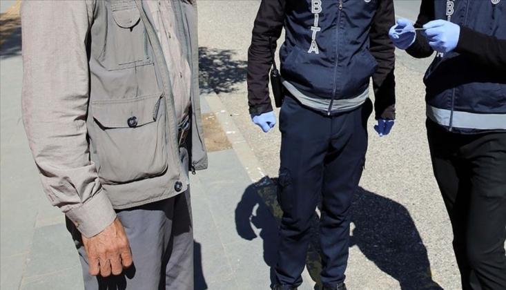 Sokağa Çıkan 65 Yaş Üstü İki Kişiye Para Cezası Uygulandı