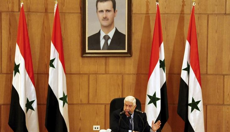 Suriye Dışişleri: Güvenli Bölge İstikrarsızlık Doğurur
