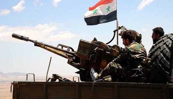 Suriye, Yapılan İHA Saldırısını Püskürttü