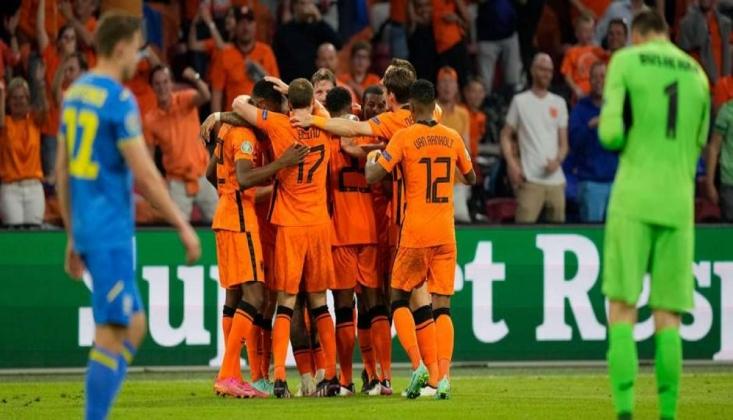 Nefes Kesen Maçı Hollanda Kazandı