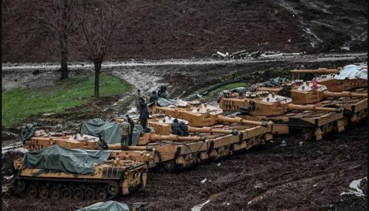 Almanya'nın Türkiye'ye Silah İhracatı İki Kat Arttı