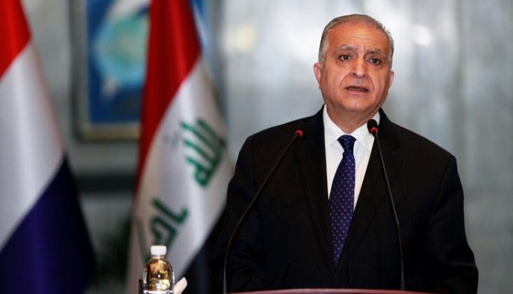 Irak, Suriye'nin Toprak Bütünlüğünün Korunmasını Vurguladı