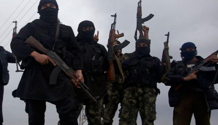 NATO Suriye'de Teröristleri Donatıyor