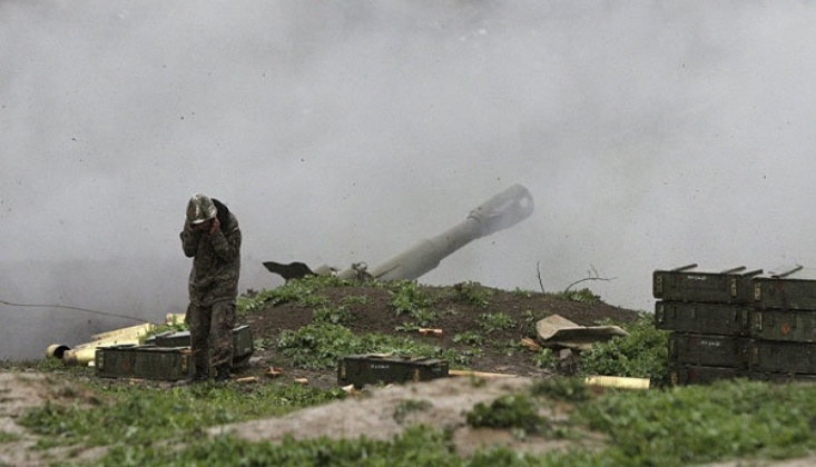 Azerbaycan: Ermenistan Ateşkese Uymuyor