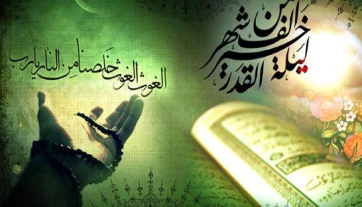 Allah Katında Kadir Gecesi...