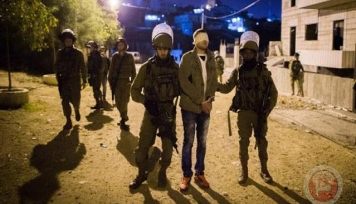 İşgal Güçleri Tutuklamalara Devam Ediyor