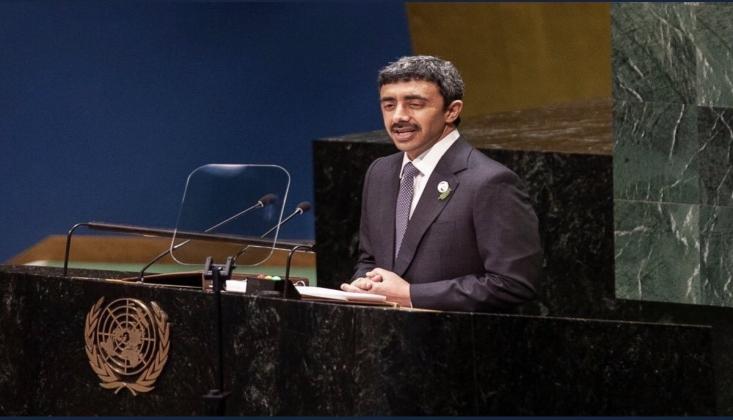 BAE İran Aleyhinde Konuşmaya Devam Ediyor