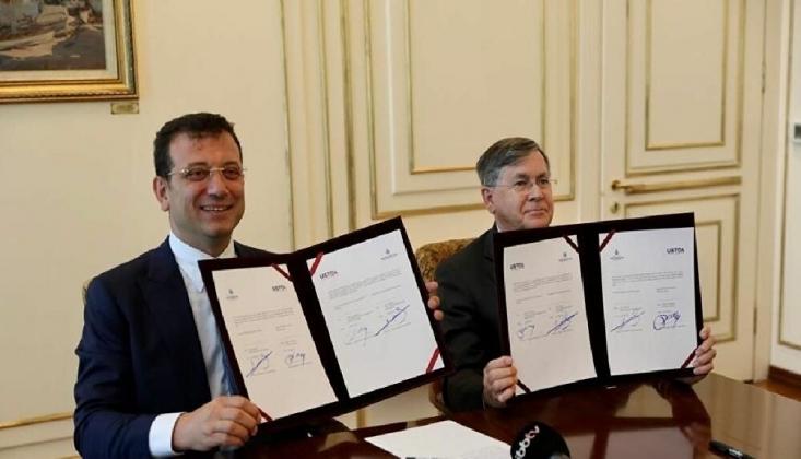 İBB İle ABD Arasında 5 Milyon Dolarlık Hibe Anlaşması İmzalandı