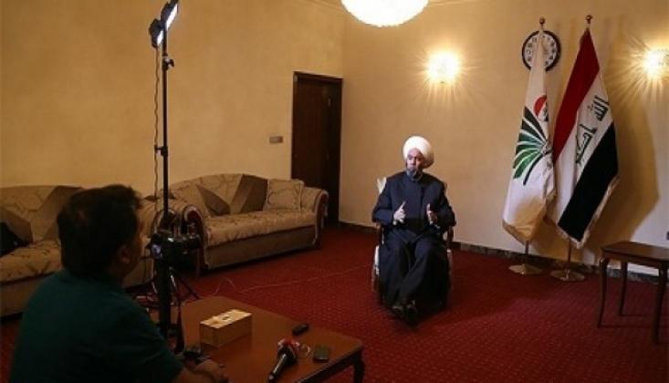 Irak Ehli Sünnet Alimleri Başkanı: ABD ve Siyonistler Fitne Yayma Peşindeler