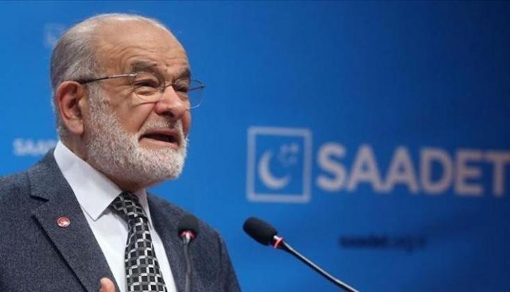 Saadet Partisi Lideri Karamollaoğlu'ndan Yeni İttifak Açıklaması