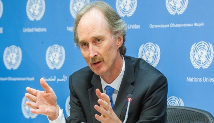 Pedersen: Suriye Hükümeti Üzerinde Sadece İran ve Rusya'nın Nüfuzu Var