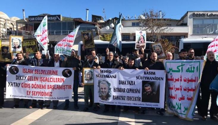 Şehit Kasım Süleymani Diyarbakır'da Anıldı