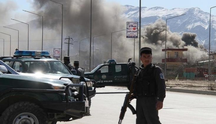Afganistan'da Polis Kontrol Noktasına Saldırı