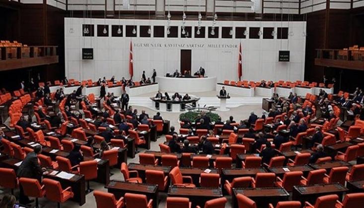 Meclis'te İlk: HDP Önergesine Kabul Oyu