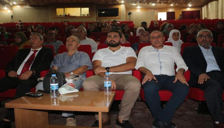 Antalya'da Erbain Konferansı