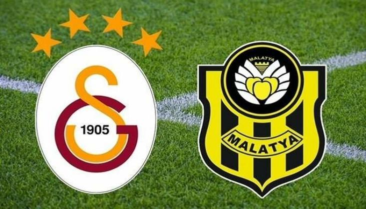 Galatasaray - Yeni Malatyaspor Muhtemel 11'ler