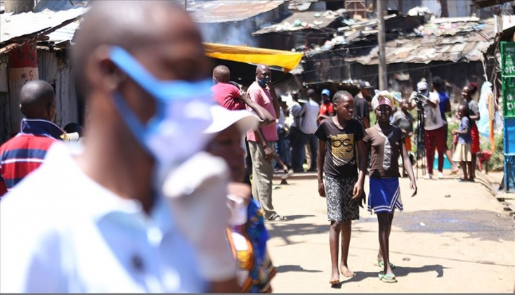 Afrika'da Vaka Sayısı 1 Milyon 975 Bini Aştı