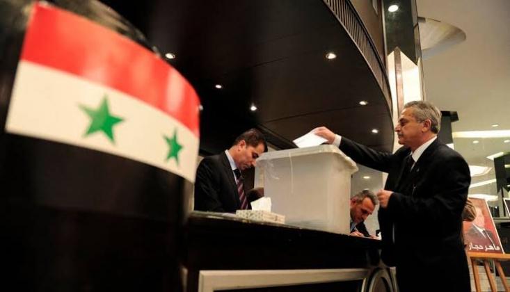 Suriye Seçimleri Adayları Açıklanmaya Başlandı
