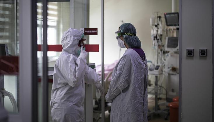Cerrahpaşa Tıp Fakültesi Dekanı Gönen: Vaka Sayılarında İki Katına Yakın Artış Var