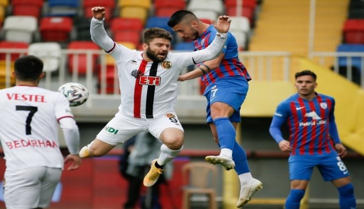 Altınordu'dan 6 Gol Yiyen Eskişehirspor Küme Düştü!