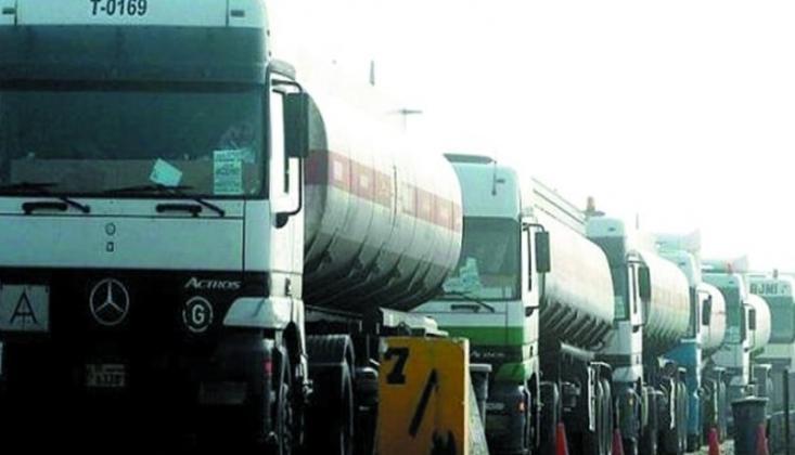 ABD 120 Kamyon Suriye Petrolünü Daha Yağmaladı
