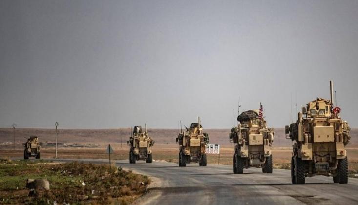 ABD, IŞİD Teröristlerini El Tenf Üssüne Taşıdı