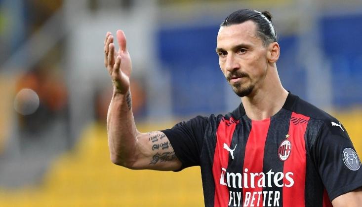 Ibrahimovic, Milan'daki Sözleşmesini Uzatıyor!