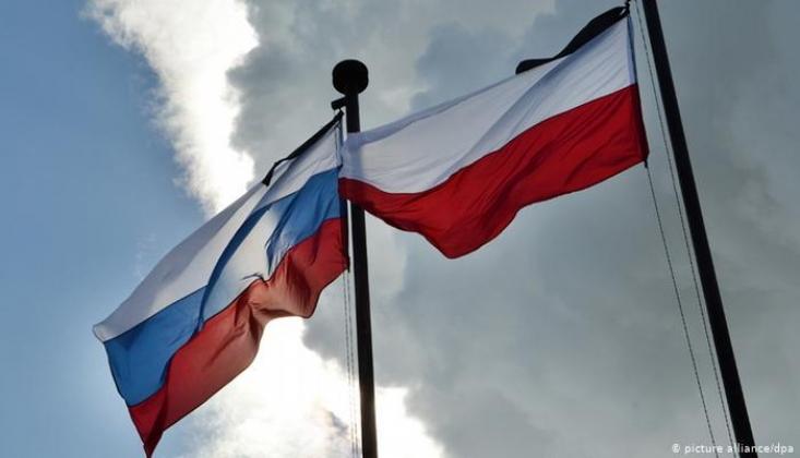 Rusya ve Polonya Arasında Diplomat Krizi