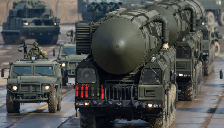 Çin Basını: Rusya, ABD'yi 10 Kez İmha Etme Gücüne Sahip