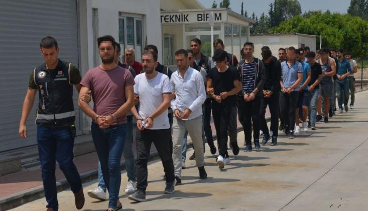 Adana Merkezli 4 İlde FETÖ Operasyonu
