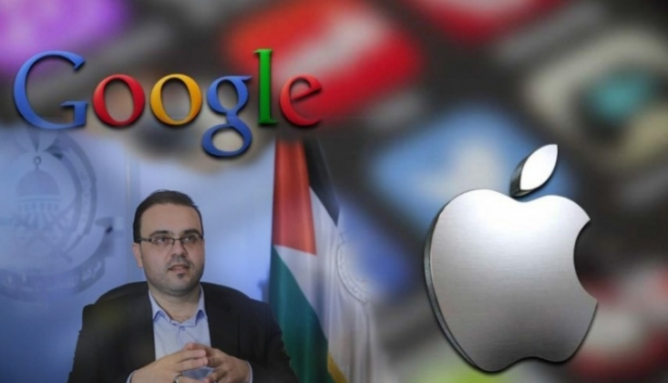 Hamas'tan Filistin'i silen Google ve Apple'a Tepki