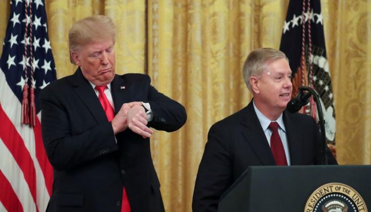 Trump'ın Senato'daki Yargı İşlemlerine Haftaya Başlanacak