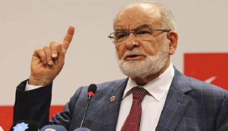Karamollaoğlu'ndan 'Cumhurbaşkanı Adayı' Çıkışı