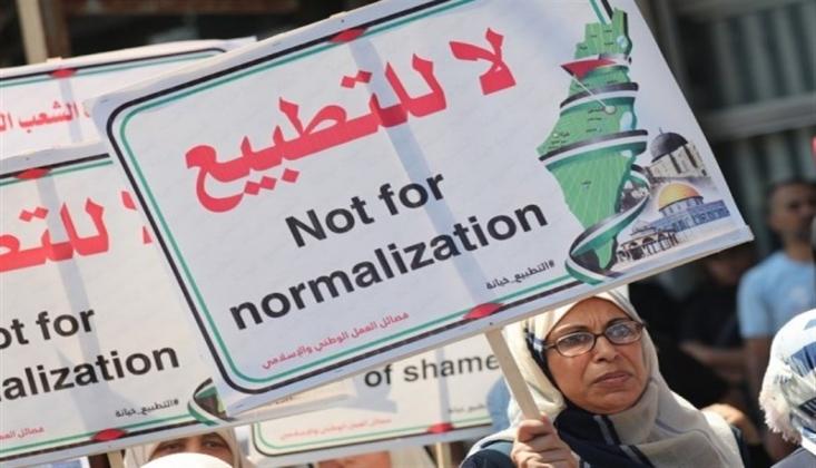 Dünya Müslüman Alimler Birliği: Siyonist Rejimle Normalleşme Boykot Edilmeli