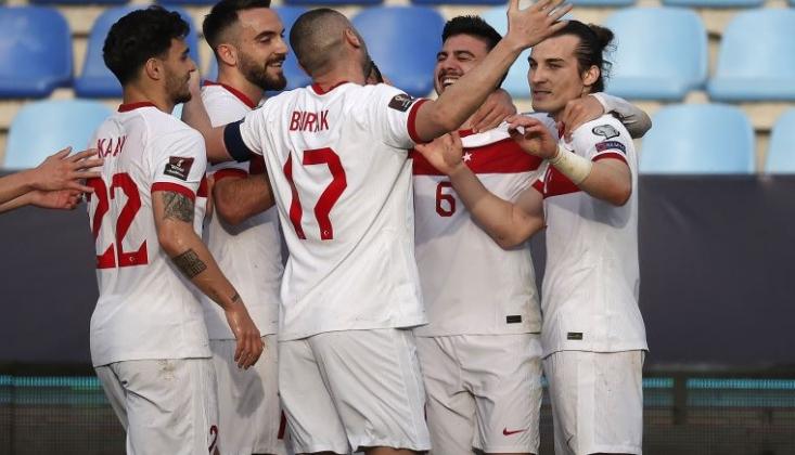 FIFA, Türkiye'nin Norveç Galibiyetini Tebrik Etti