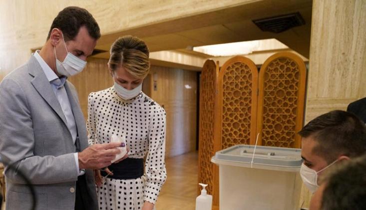 Koronavirüse Yakalanan Esad Tedavi İçin Rusya'ya Gitti