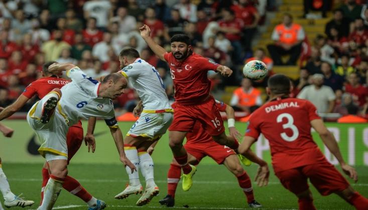 Türkiye - Andorra Maç Sonucu