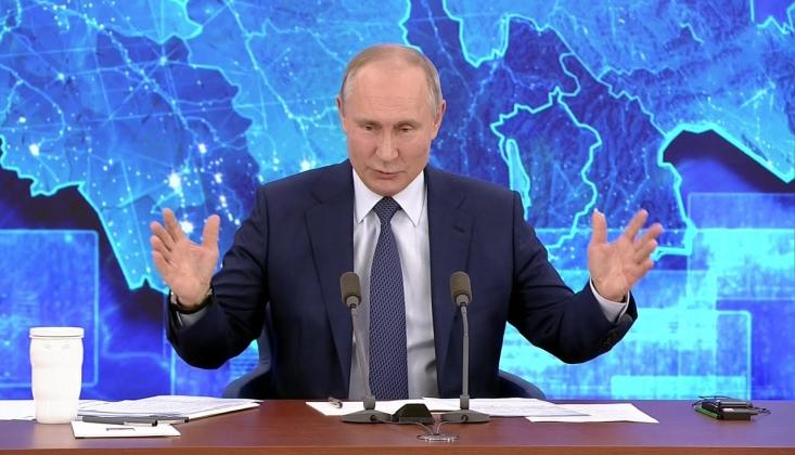 Putin: ABD İdaresine Yönelik Çağrıların Anlamı Yok