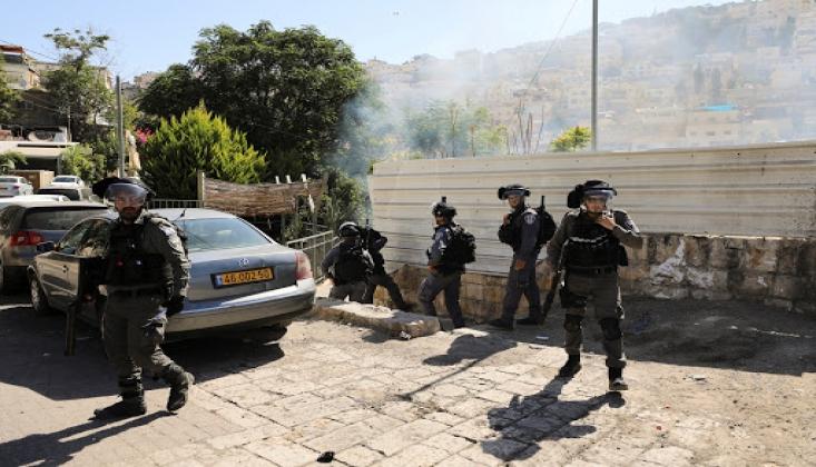 İşgal Güçleri Silvan Mahallesini Bastı